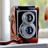 Fototapeta w stylu retro